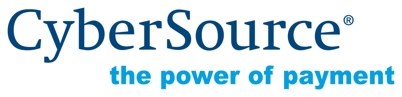 logo of CyberSource